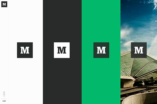 medium marketing branding guide design