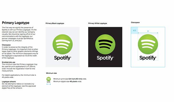 spotify logo design